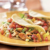 Fish Tacos with Tomato and Orange Salsa | Williams-Sonoma