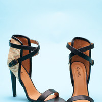 Interest-111 Tiki Chic Heel