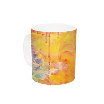 "Ebi Emporium ""Sun Showers"" Ceramic Coffee Mug"