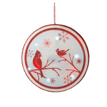 Christmas Decoration - Cardinals