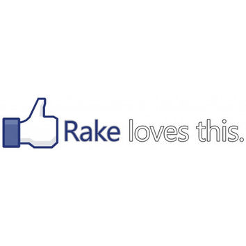 Rake Loves This Sticker by MCM | Mighty Car Mods