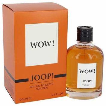 Joop Wow by Joop! Eau De Toilette Spray 3.4 oz (Men)