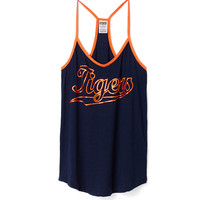 Detroit Tigers Strappy V-Neck Tank - PINK - Victoria's Secret