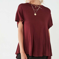 UO Taro Babydoll Tee | Urban Outfitters
