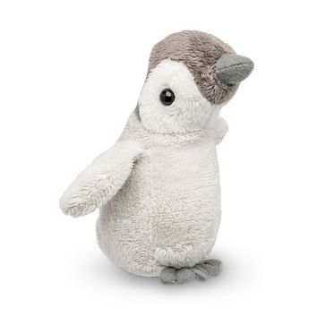"Single Baby Penguin Mini 4"" Small Stuffed Animal, Zoo Animal Toy, Arctic Party Favor for Kids"
