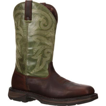 Workin' Rebel by Durango Steel Toe Waterproof Boot