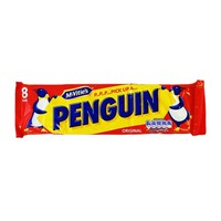 McVitie's Chocolate Penguin Digestive Biscuits, 6.9 oz (197 g)