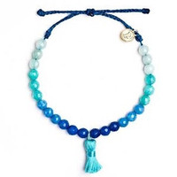 Pura Vida - Mala Bead Bracelet | Blue Dream