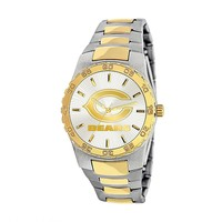 Game Time Executive Series Chicago Bears Two Tone Stainless Steel Watch - NFL-EXE-CHI - Men