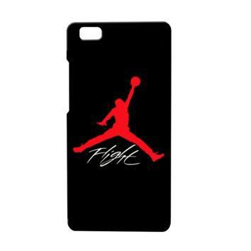 Jordan Flight Mobile Phone Protective Case For Huawei Ascend P8 Lite [5.0 inch]