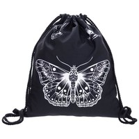 new 3D Printing Butterfly Backpack for Men
