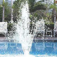 Swimming Pool Water Fountain - Floats