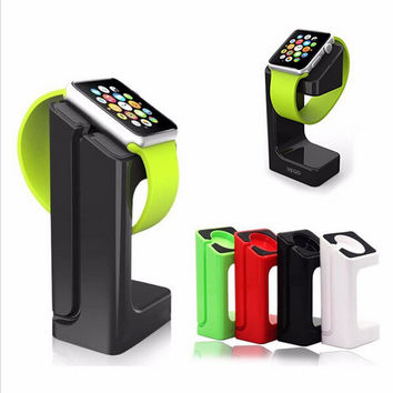 Latest Product Magnetic Charging Stand For Apple Watch Wireless Charging Stand For Display For Apple iwatch Holder 38mm 42mm