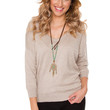 Mila Sweater - Taupe