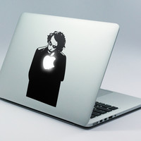 Joker Hand Decal For Laptop
