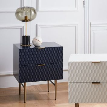 Audrey Nightstand - Night Sky