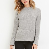 Brushed Knit Sweater | Forever 21 - 2000147100