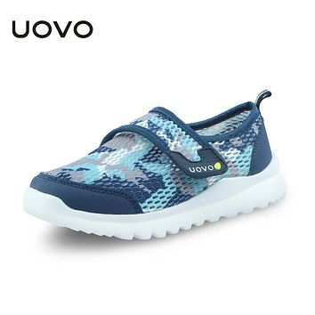 Spring Summer Kids Shoes Breathable Casual Shoes For Boys And Girls Lightweight Sport Shoes Kids Sneakers
