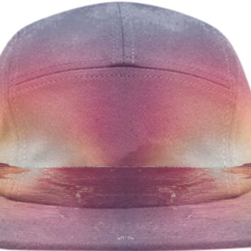Summer - Baseball hat created by HappyMelvin | Print All Over Me
