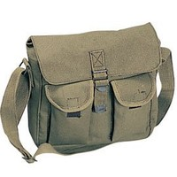 Rothco Canvas Ammo Shoulder Messenger Bag