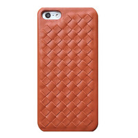 Leather Braided iPhone Case