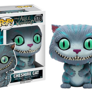 Alice in Wonderland Funko POP! Disney Cheshire Cat Vinyl Figure #178