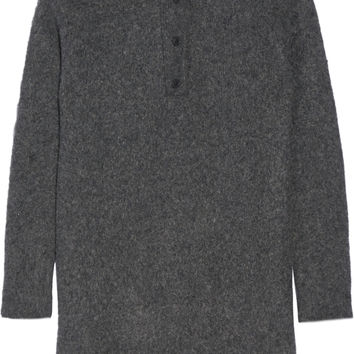 The Elder Statesman - Effa oversized cashmere and silk-blend sweater