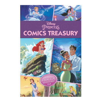 Disney Princess Comics Treasury Volume 1 Paperback Book