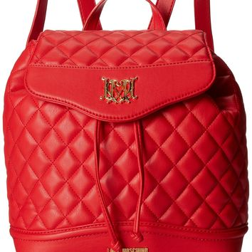 Love MoschiNo JC4021PP1KLB0500 Backpack Purse