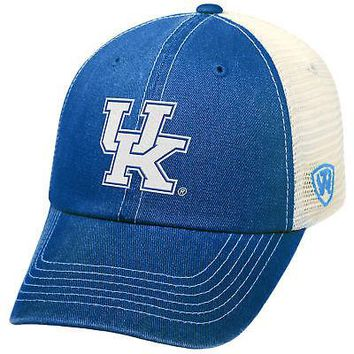 Licensed Kentucky Wildcats Official NCAA One Fit Ranger Hat Cap by Top of the World KO_19_1