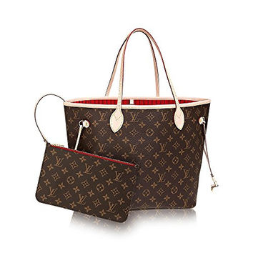 Louis Vuitton Monogram Canvas Cherry Neverfull MM M41177