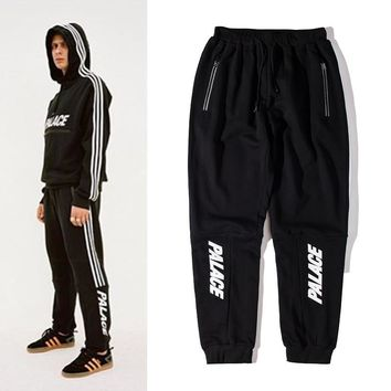 Palace Skateboard Trousers Reflective Zipper