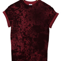 Watercolour All Over T Shirt