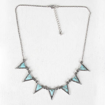 Electric Spark Necklace