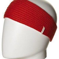 BILLABONG MUST HAVE BEANIE BAND - GRENADINE