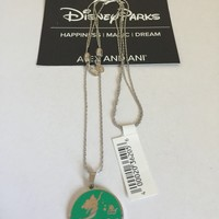 Disney Parks Ariel Follow Your Dreams Necklacet Alex Ani Silver New with Tags