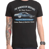 Supernatural Business Ad T-Shirt