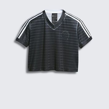 Alexander Wang ADIDAS ORIGINALS BY AW CROP TOP TOP | Official Site