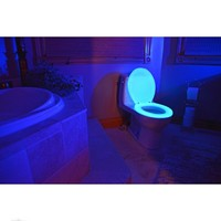 Glow in the Dark Neon Toilet Seats