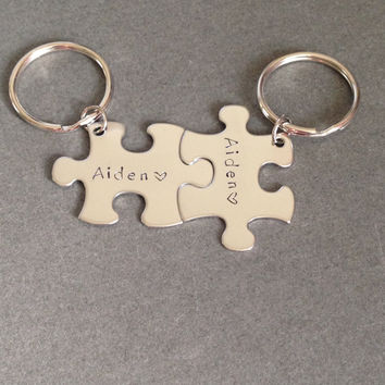 Personalized Keychain, Name Key chain, Mom Dad Gift, Parent Gift, Newborn name Key chain, Newborn name, Mom Dad Keychain, Anniversary Gift