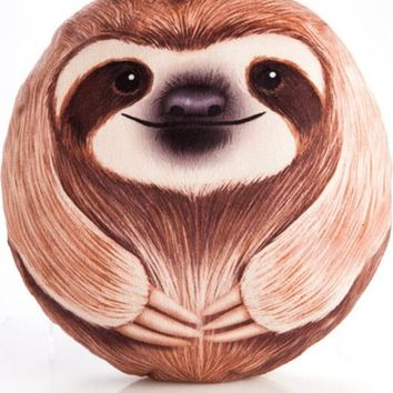 Sloth | PLUSH CUSHION