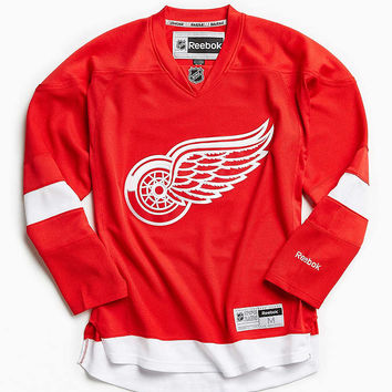 Reebok NHL Detroit Red Wings Hockey Jersey - Urban Outfitters