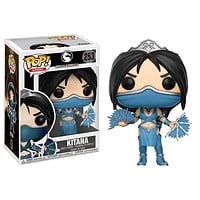 Kitana Funko Pop! Games Mortal Kombat