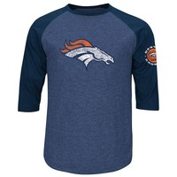 Majestic Denver Broncos Great Move Tee