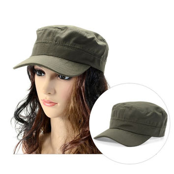 Hat Army Cadet Patrol Castro Cap Men Women Golf Driving Summer Military Hat