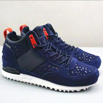 Adidas zx700 High-Tops Mesh Casual Running Shoes H-ZPMY-ZZQGDL