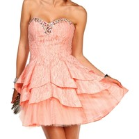 Sale-annaca-prom Dress