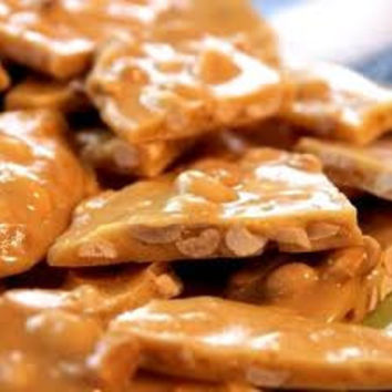 Brittle, Peanut Rum brittle, Wedding Favor, Party, Birthday,1LB MADE TO ORDER Buy 2 Lbs get 1LB Free free free