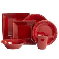 Spice Route Dinnerware - Paprika