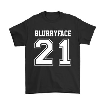 ESB3CR Twenty One Pilots: Stressed Out - Blurryface 21 Shirts